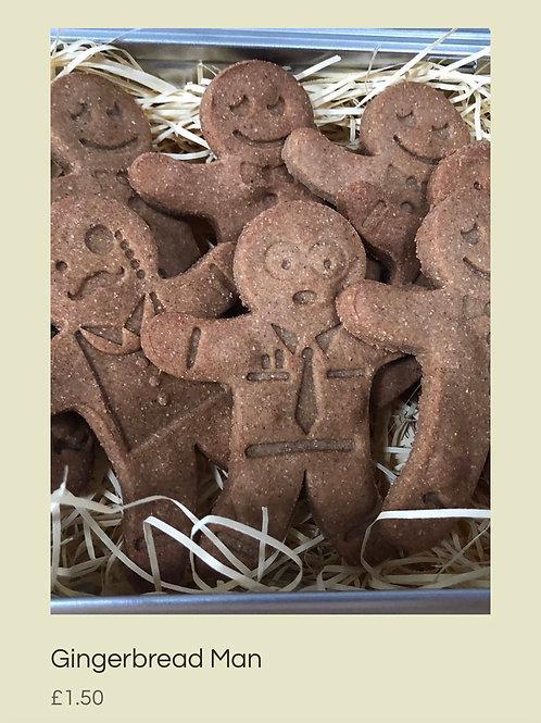 Life of Riley - Pet Bakery - Gingerbread man