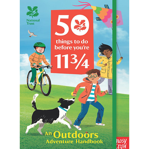 50 things to do before you're 11 3/4 - book