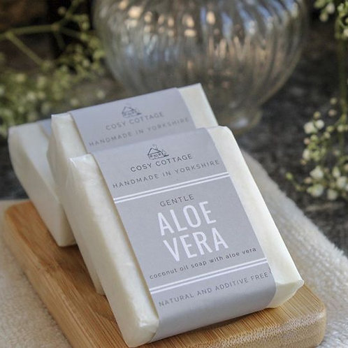 Gentle Aloe Vera Soap 55g