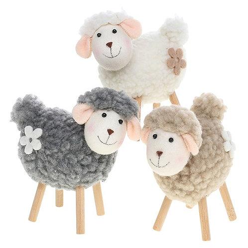 Woolly sheep 9cm