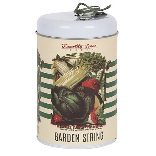 Garden String in a Tin