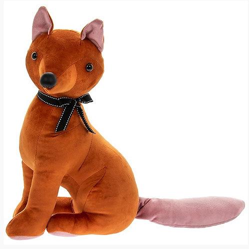Velveteen Fox Doorstep 36 cm