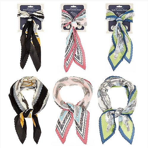 Multi function scarf