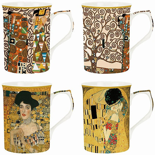 Gustav Klimt boxed MUG