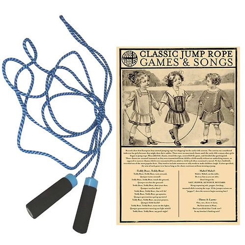 Jump rope - extra long, 3 person