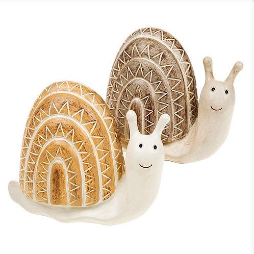 Bryan the Snail - ceramic 15x17 cm