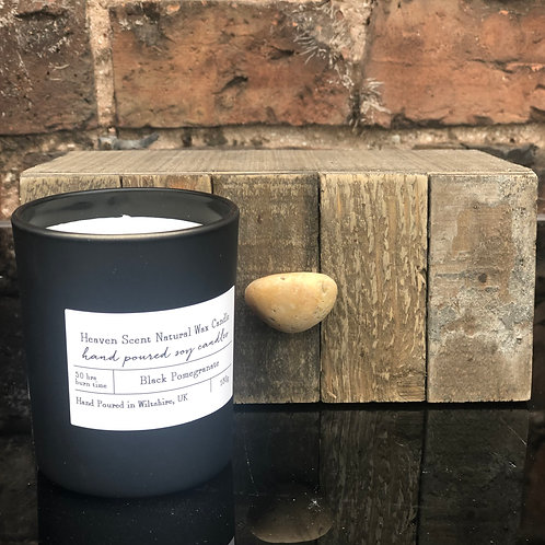 Hand poured candles 50 hr burn - Heaven Scent