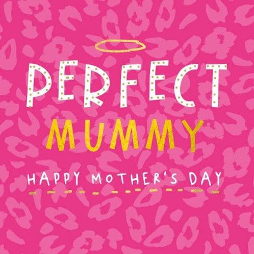 Perfect Mummy card
