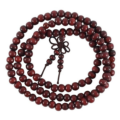 Mallah meditation beads - 36cm long