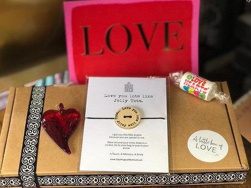 A little box of... LOVE
