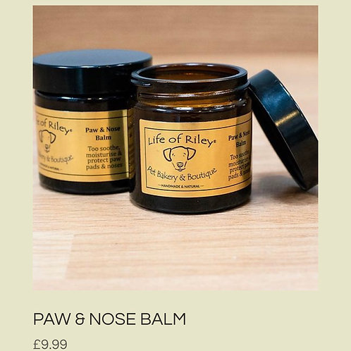 Paw & Nose Balm - for dogs