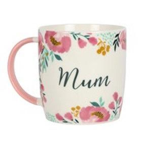 Mum Blossom Mug boxed