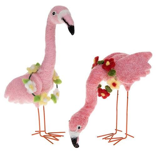 Fun craft Hawaiian Flamingo
