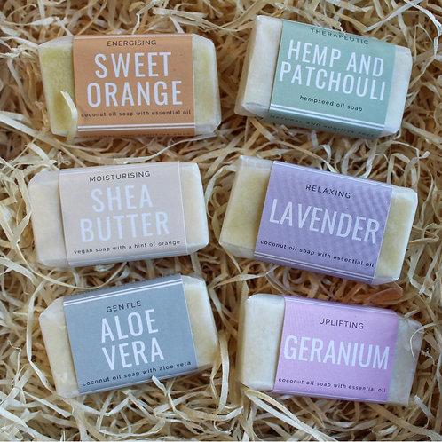 Mini handmade soap 20g