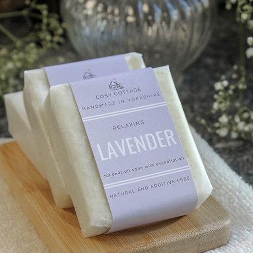 Relaxing Lavender Soap 55g