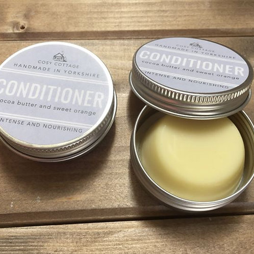 Nourishing Conditioner Roundel - 15g VEGAN