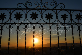 Jann Denlinger Photography - Spain Sunset