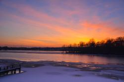 Chesapeake Bay Winter