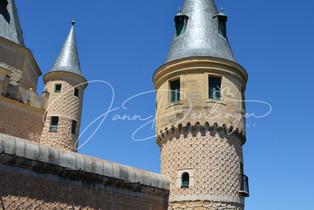 Jann Denlinger Photography - Spain Cinderella's Castle