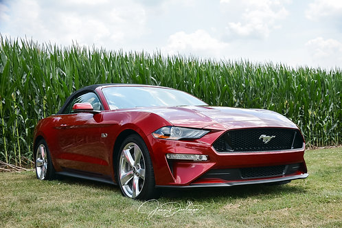 Mustang GT Digital File
