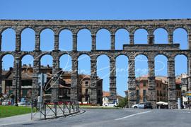 Jann Denlinger Photography - Spain Aqueduct