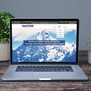 Hailstone Communications Website