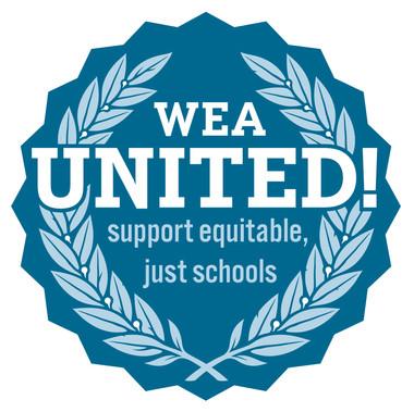 logo for Washington Education Association