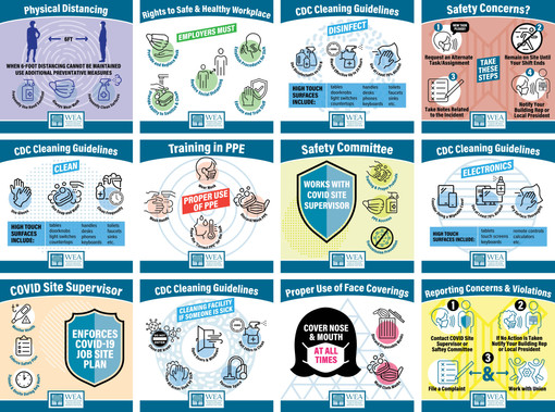 COVID-19 Social Media Graphic