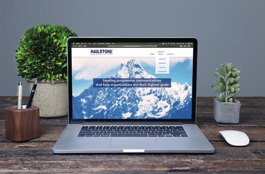 home page | web design