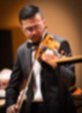 orchestre symphonique de l'agora, montréal, Nicolas Ellis, Andrew Wan