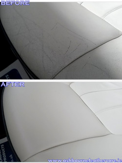 leather colour restoration