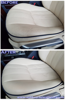 leather car upholstery restoration