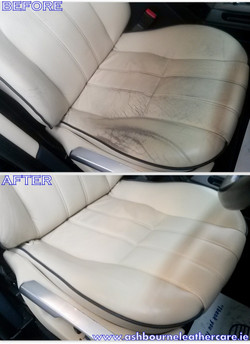 Leather Repair & Colour Restoration