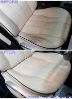 Leather Repair & Colour Restoration