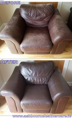 leather repair and restoration.