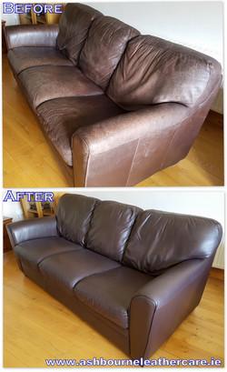 leather upholstery restoration