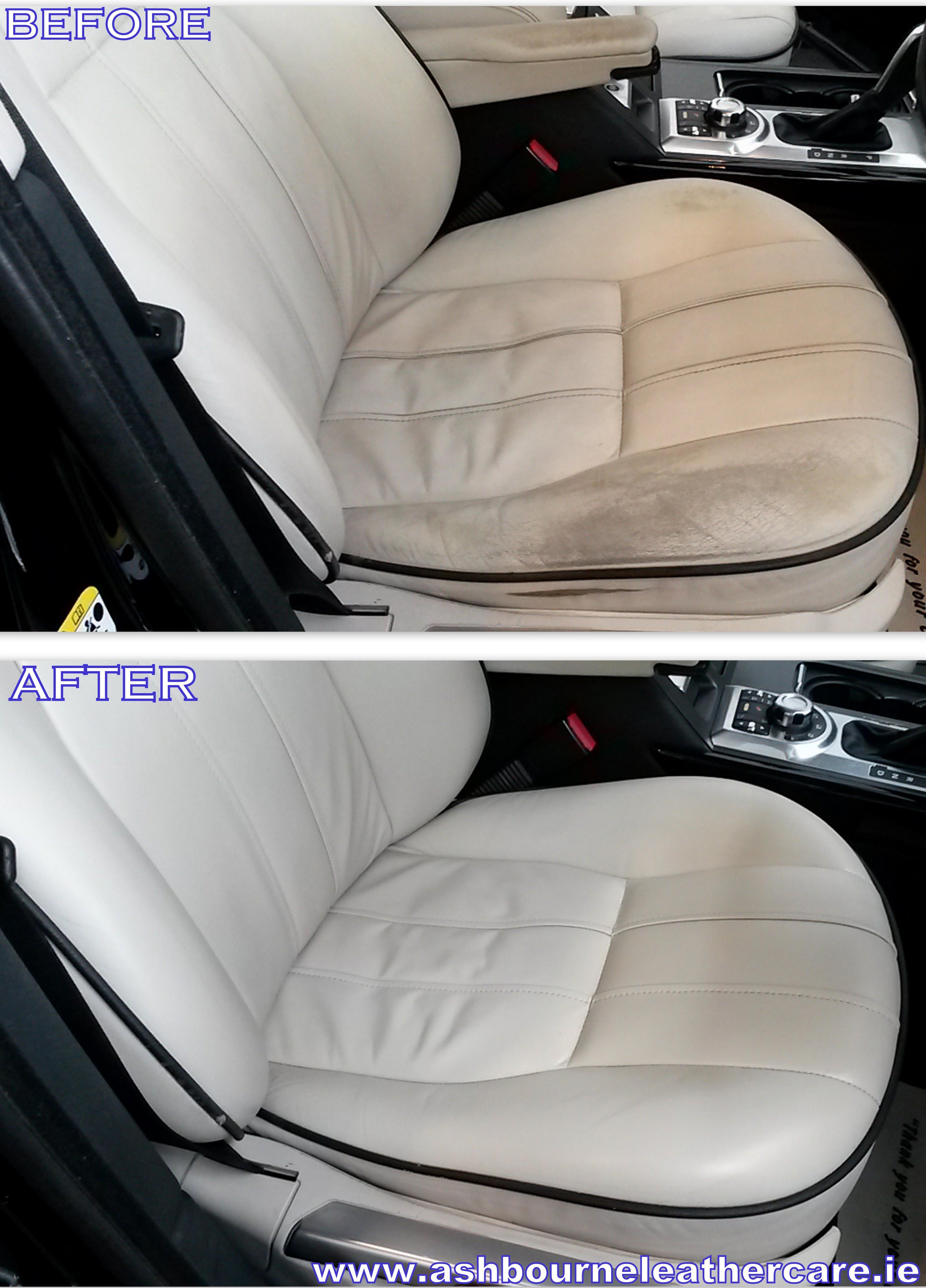 car seat restoration