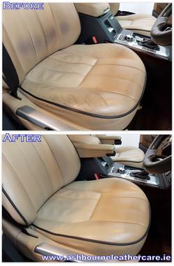 car seat repair.