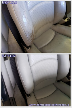 Porsche 911 seat restoration