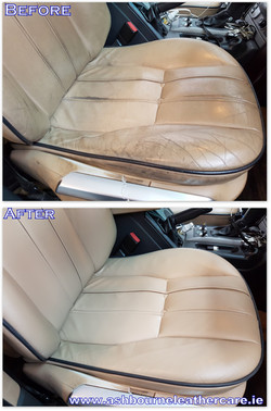 car leather upholstery restoration