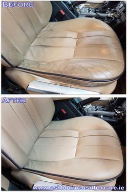 car leather upholstery restoration