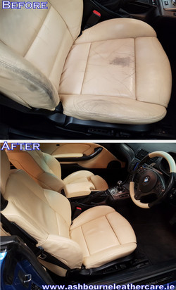 car Interior restoration