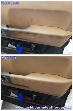 leather colour repair