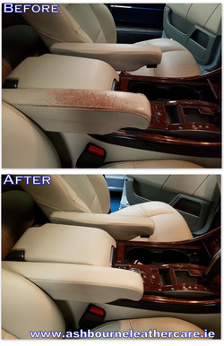 car Leather Repair and color
