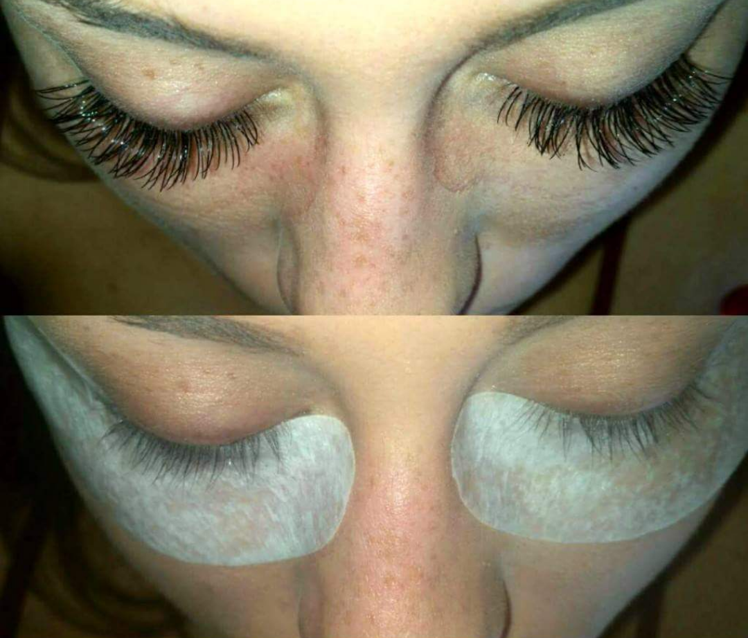 """Glossy"" Cashmere Lashes"