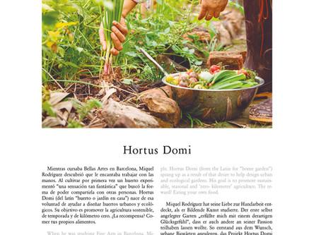 Hortus Domi en Revistas