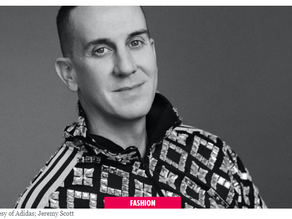 """Adidas """"reigniting"""" collaboration with Jeremy Scott"""