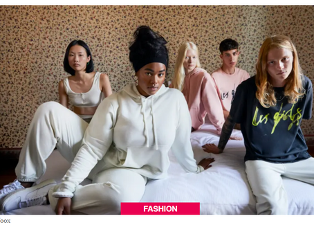 Yoox collaborates with les girls les boys