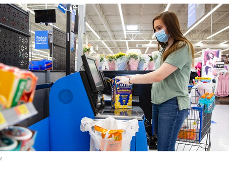 Walmart maintains growth with online sales up 37%