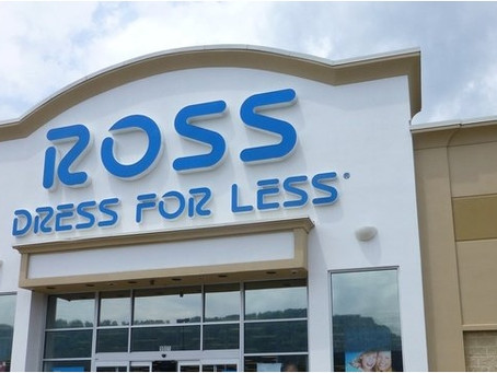 Ross keeps customers coming to stores in steady Q3